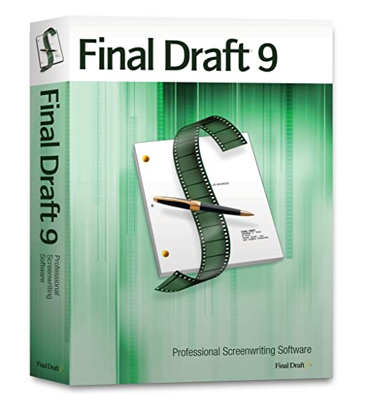 Final draft 9 serial mac