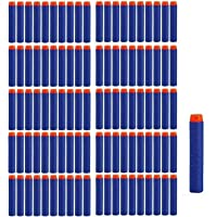 100pcs 7.2cm Refill Bullet Darts for Nerf N-strike Elite Series Blasters Kid Toy Gun