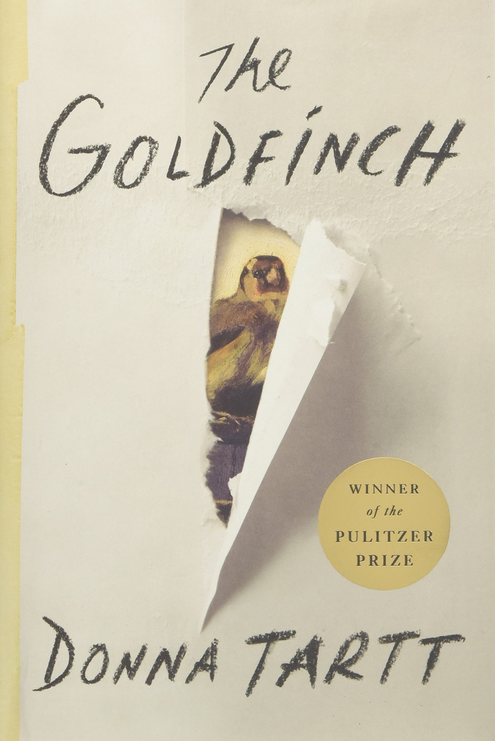 The Goldfinch: A Novel (Pulitzer Prize for Fiction) by Little Brown and Company