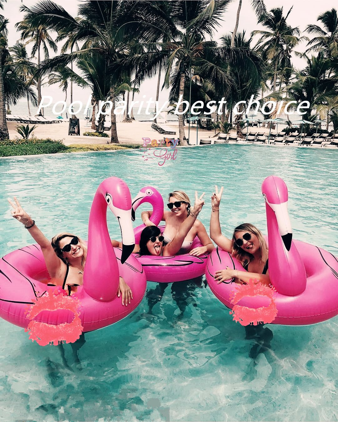 Flamenco Hinchable colchonetas piscina Flotador Gigante de 120cm Flamenco para Piscina, Juguete Veraniego Inflable, Juguete para Fiestas de Piscina con ...