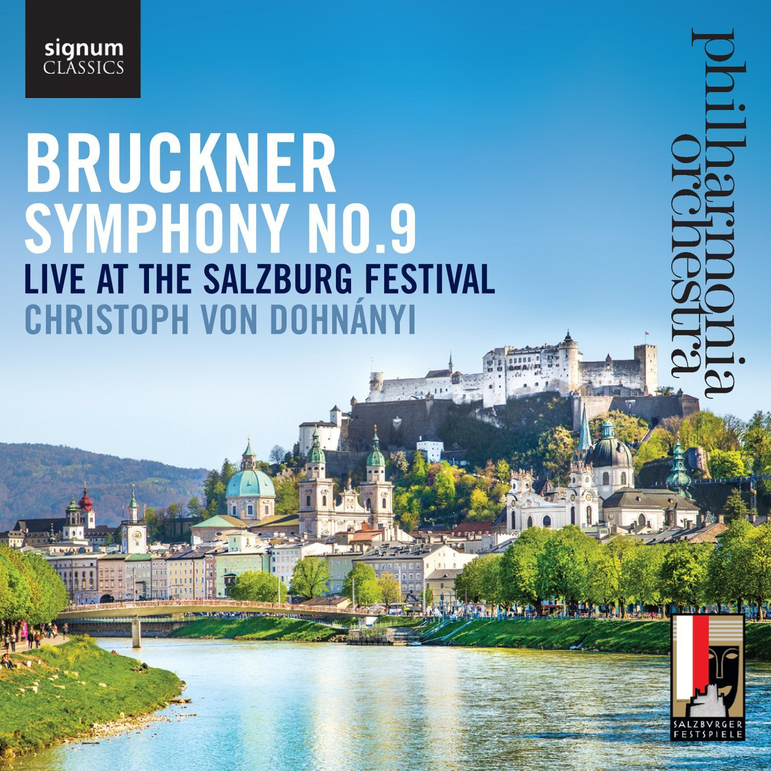 Bruckner: Symphony No. 9, Live at the Salzburg Festival