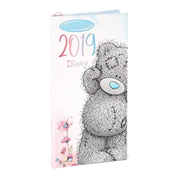 me to you tatty teddy 2019 diary amazon co uk toys games
