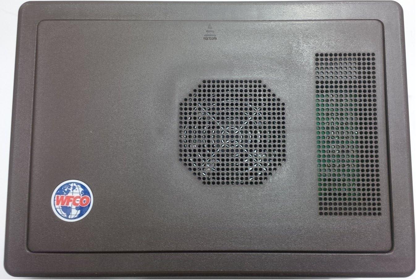 Black WFCO WF-8740PB WF-8700 Series Power Center Converter Charger 40 Amp