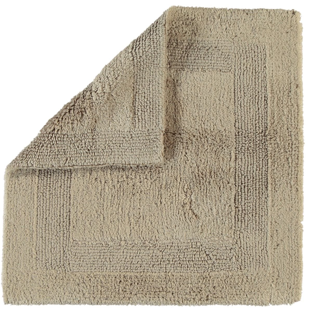 Cawö Wendeteppich Luxus 1000 sand - 375 Größe 60 x 60
