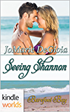Barefoot Bay: Seeing Shannon (Kindle Worlds Novella) (Cypress Corners Book 6)