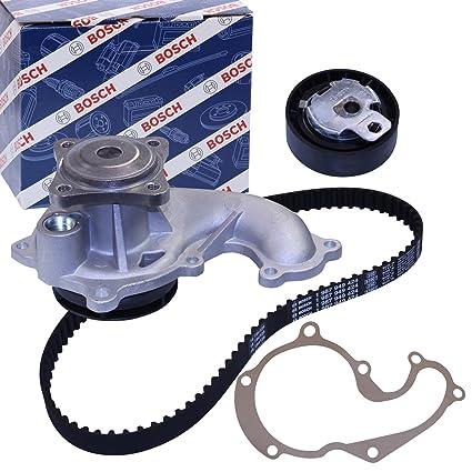 Bosch 1 987 948 520 Bomba de Agua + Kit Correa Dentada