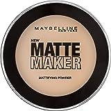 Maybelline New York Matte Maker Mattifying Puder, 1er Pack (1X 16G)