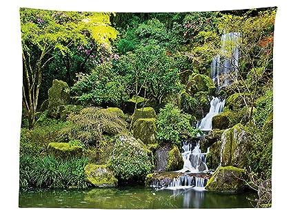 Vipsung Pais Home Decor Mantel Estanque En Jardin De Estilo Asiatico - Estanque-rectangular