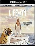 The Life Of Pi [4K Ultra HD + Digital Copy] [Blu-ray] (Bilingual)