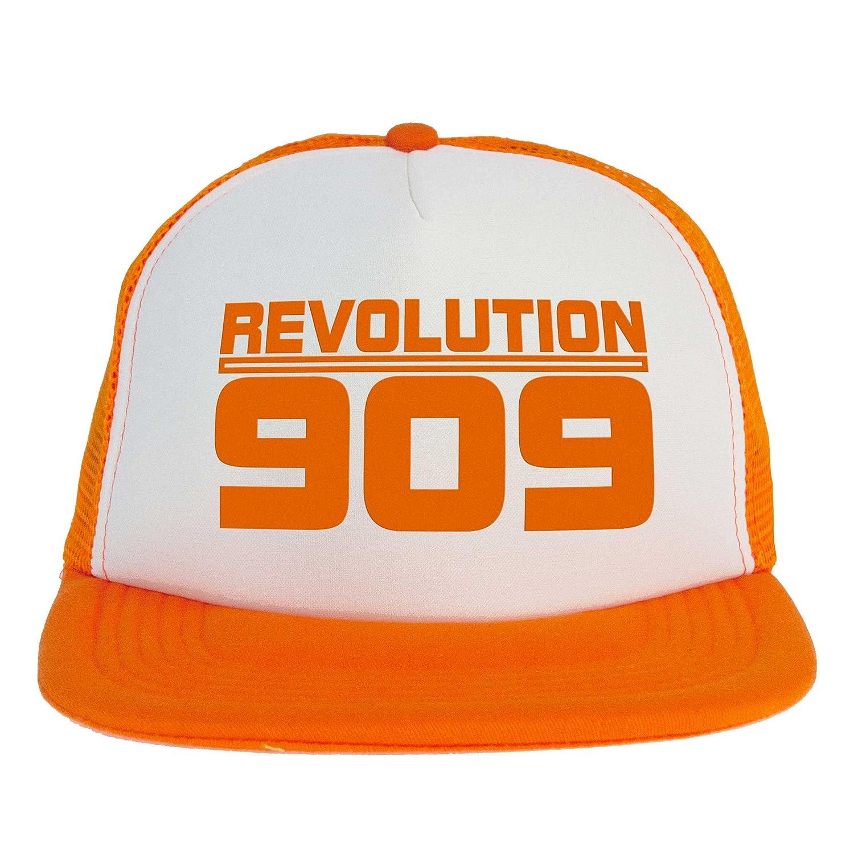 Sombrero Revolution 909, Trucker cap, Daft Punk Dj, Casa Techno ...