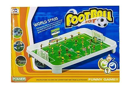 Muelles Y 53x27x13cmAmazon esJuguetes Outlet Juegos Toys Futbolin cTFJ31lK