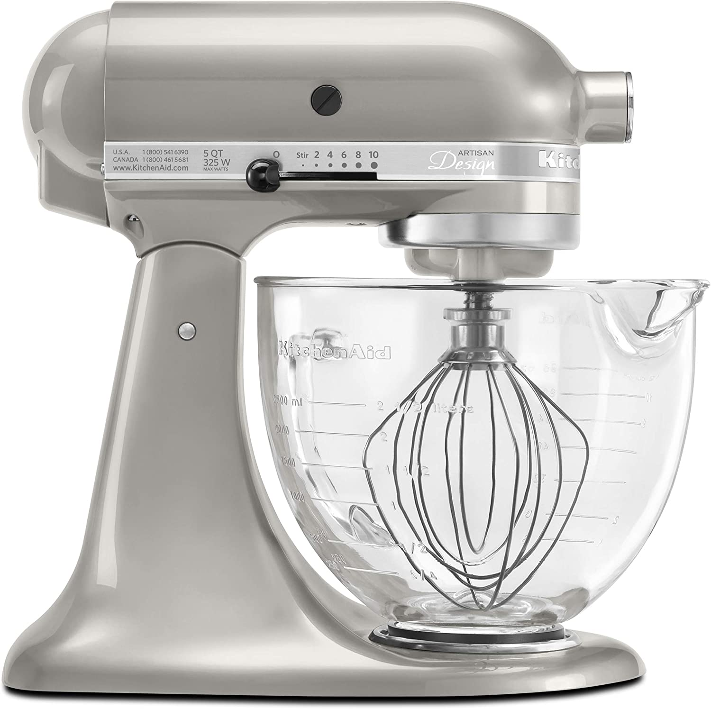 KitchenAid KSM155GBSR 5-Qt Stand Mixer