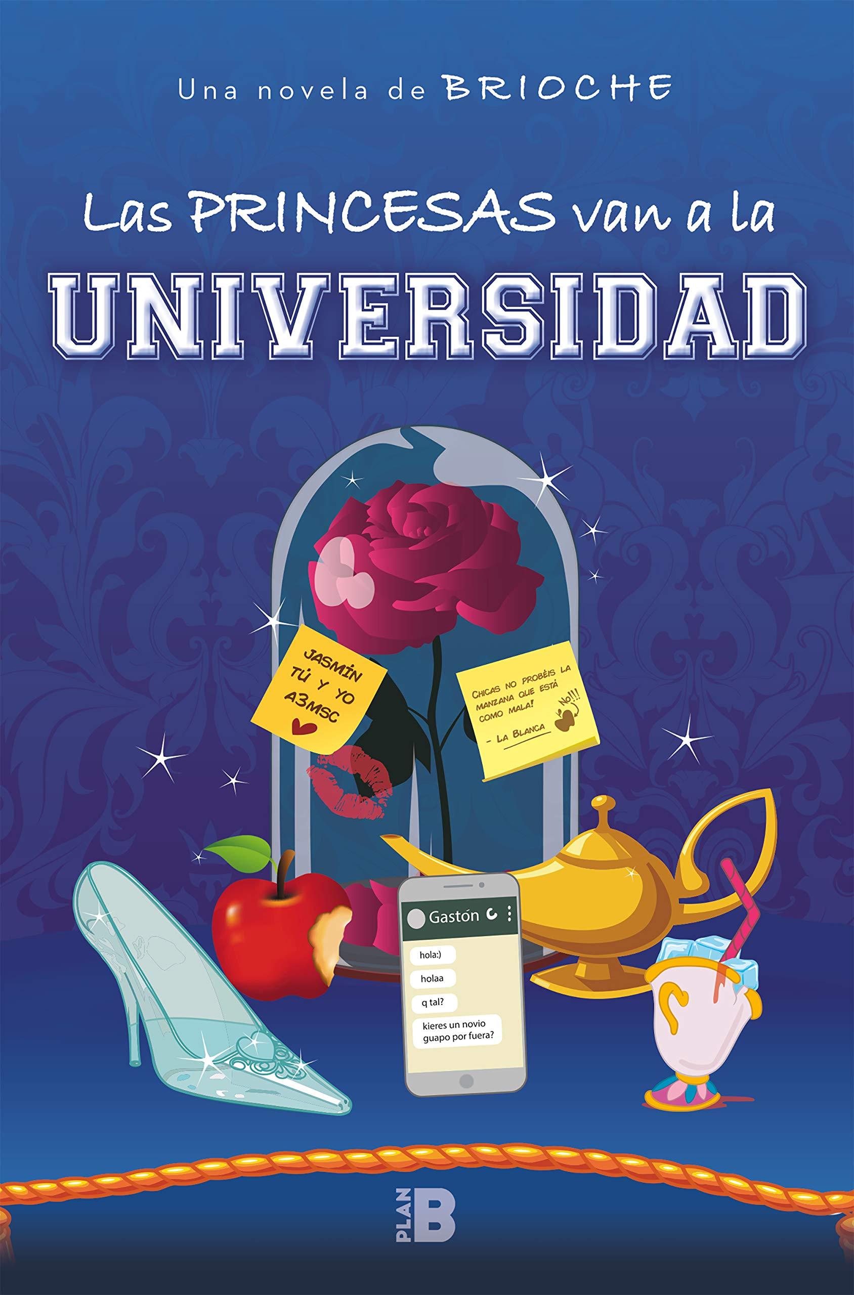 Las princesas van a la universidad (Plan B): Amazon.es: Brioche ...