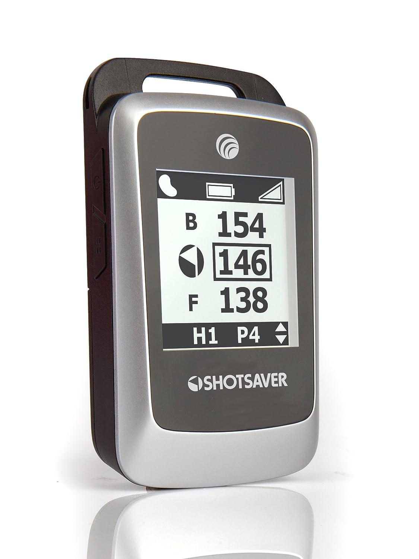 Shotsaver Golf Snooper S210 Wasserfester GPS Golf Entfernungsmesser