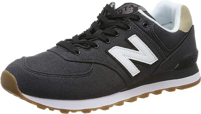 New Balance 574v2 Sneakers Herren Dunkelgrau (Steel)