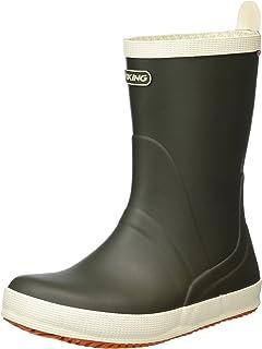 Adidas Sailing Harbour Gummistiefel schwarz/weiß, Größe EU 37 1/3 (UK 4,5)