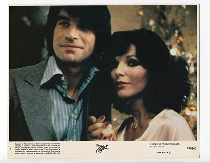 Movie Photo Stud Joan Collins And Oliver Tobias Color Still