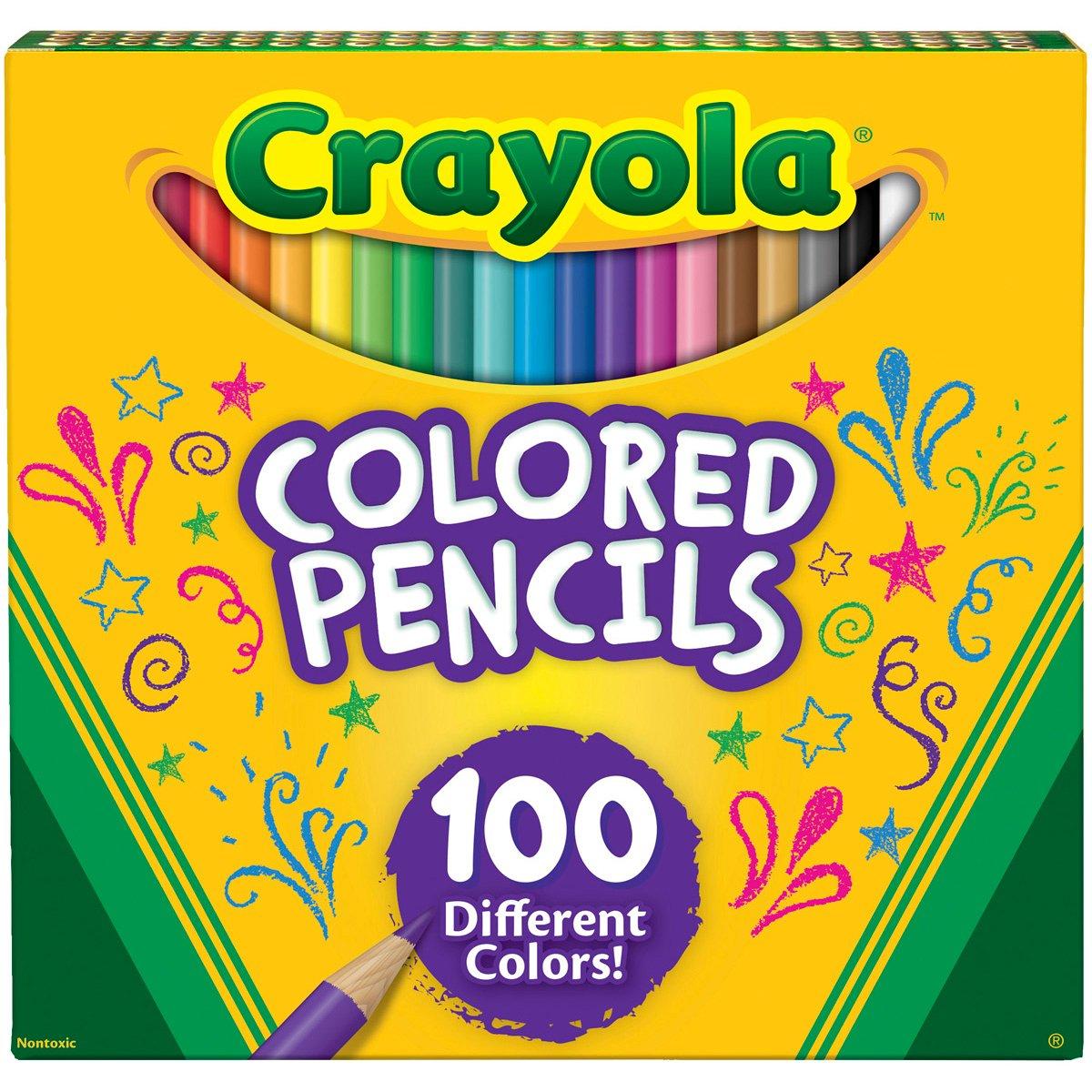 Crayola–Lápices de colores paquete de
