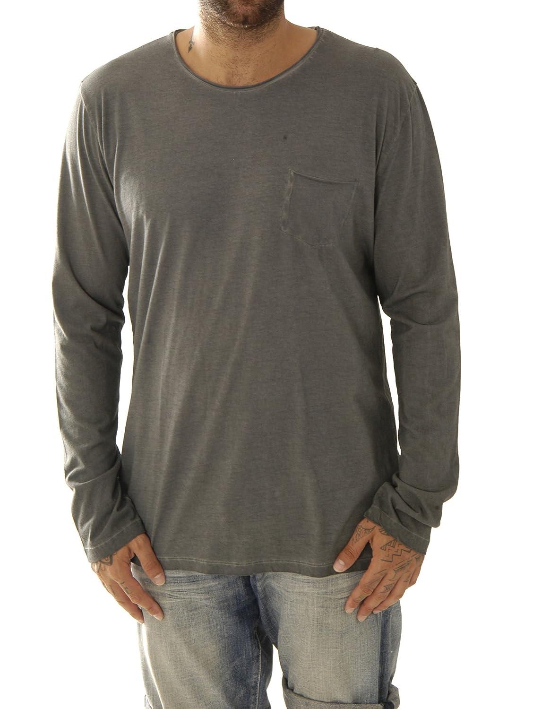 Kultivate Herren Langarmshirt Ls Nevada Usp1501040602-11