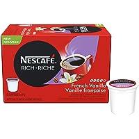 NESCAFÉ Rich French Vanilla Coffee Capsules, 12 x 9 g, 12 Count