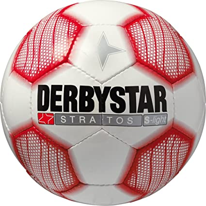 Fußball Jugendball E-Jugend F-Jugend Bambini rot Derbystar Magic S-Light 290g