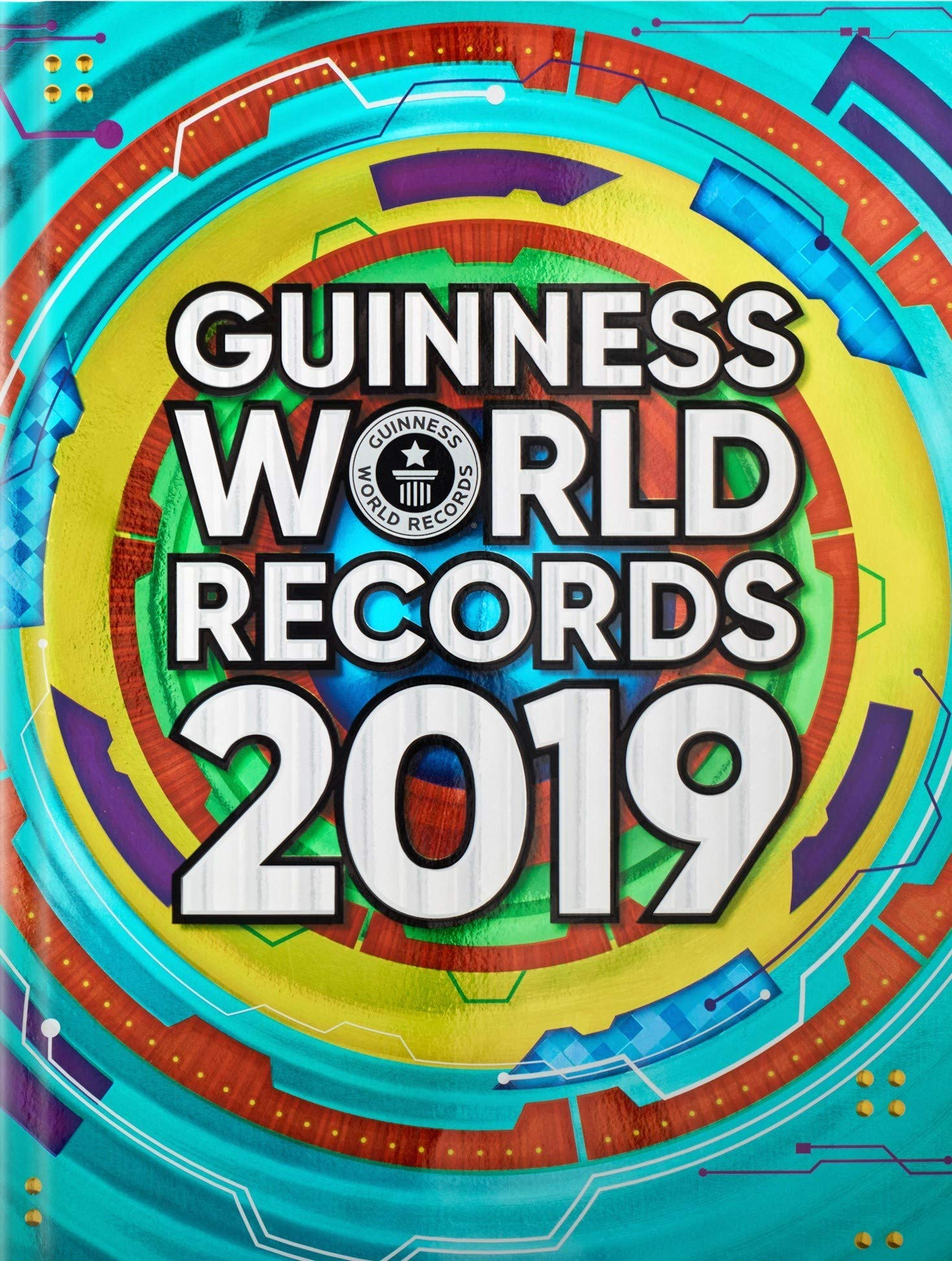 Guinness World Records 2019: Amazon co uk: Guinness World