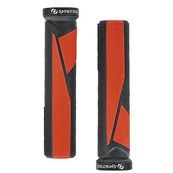 Syncros Pro Lock-On Fahrrad Schraubgriffe schwarz Lenkergriffe & Lenkerbänder
