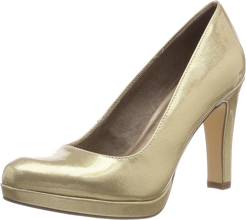 TALLA 35 EU. Tamaris 22426-21, Zapatos de Tacón para Mujer