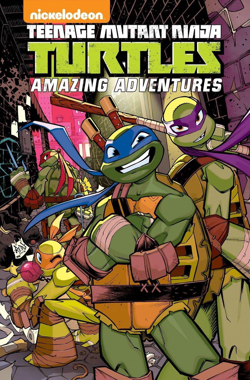 Teenage Mutant Ninja Turtles: Amazing Adventures Volume 4 (TMNT Amazing Adventures) ebook
