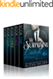 The Surprising Catch, Complete Series (An Alpha Billionaire In Love BBW Romance)