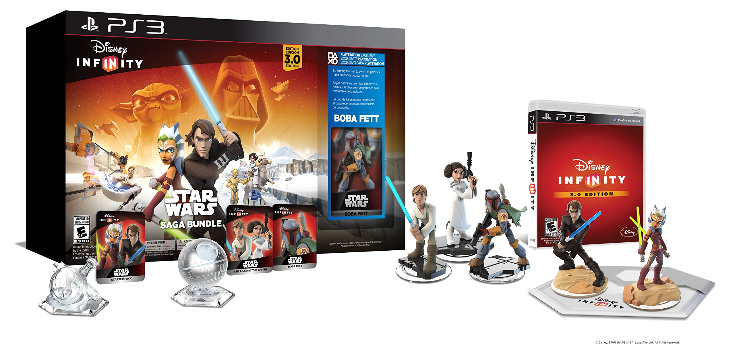Disney Infinity 3.0 Edition: Star Wars™ Saga Bundle - PS3
