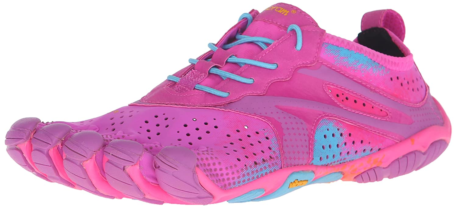 Purple blueee 6.5-7 M US Vibram Womens V-Run-W V-Run