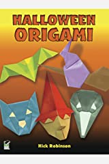 Halloween Origami (Dover Origami Papercraft) Kindle Edition