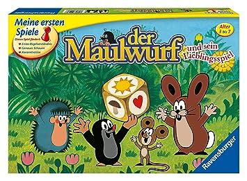 Ravensburger 215706 Niños Juego de Mesa de Carreras - Juego de ...