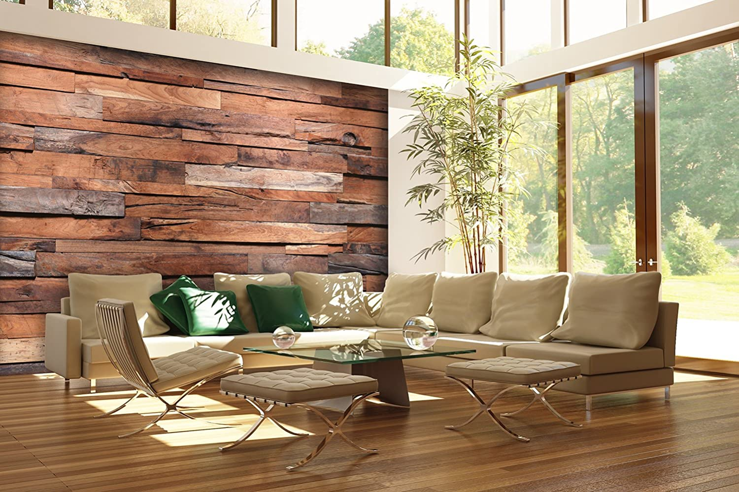 salvaged whitewash reclaimed clock wood ideas barn walls interior paneling decor wall design old of planks