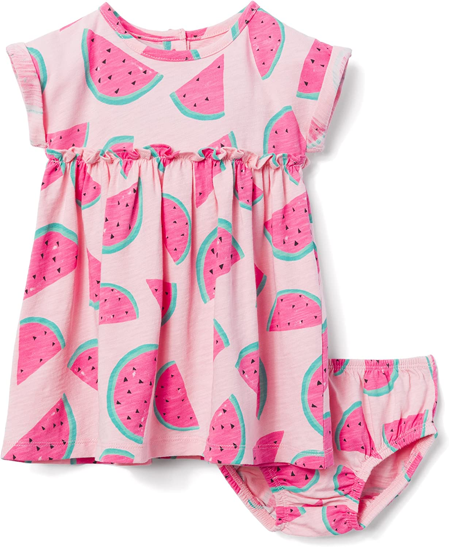 Gymboree Baby Girls' 2-Piece Printed Dress Set