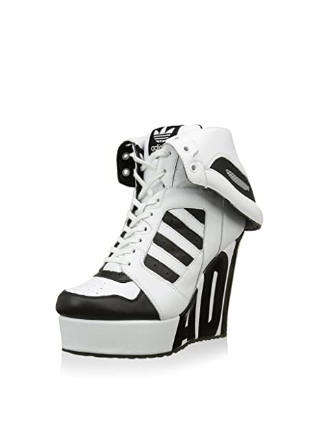 adidas Originals Streetball Platform Wedge Shoes