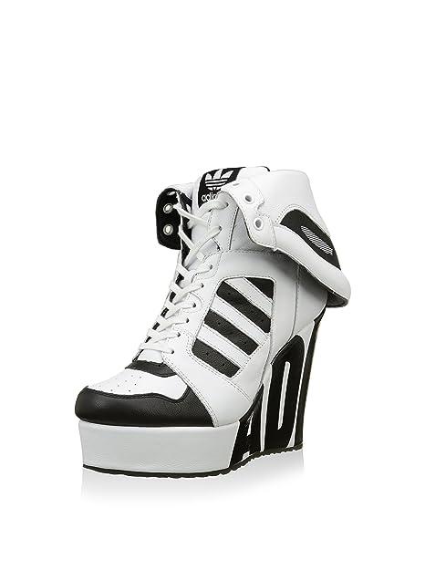 adidas Streetball Platform Wedge Shoes | adidas UK