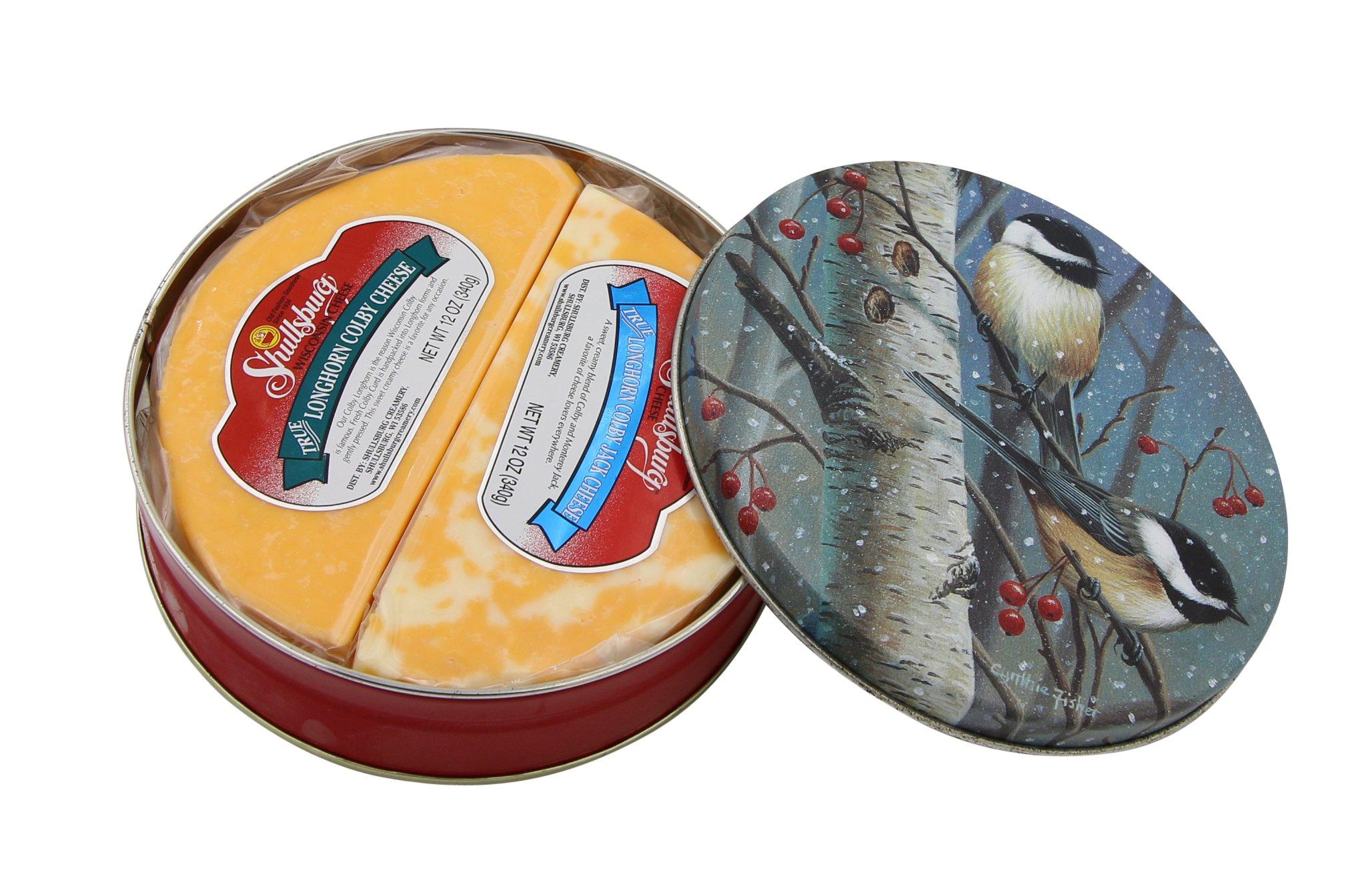 Shullsburg Creamery - Longhorn Gift Tin