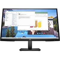 HP M27ha FHD Monitor - Full HD Monitor (1920 x 1080p) - IPS Panel and Built-in Audio - VESA Compatible 27-inch Monitor…