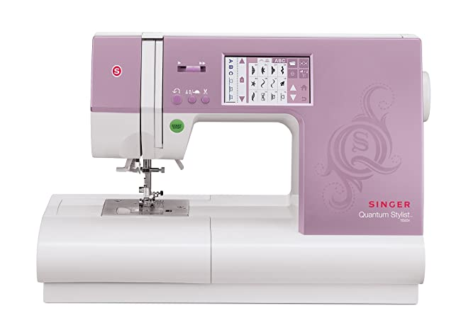 SINGER Quantum Stylist 9985 - Best Value Sewing Machine For Home Use