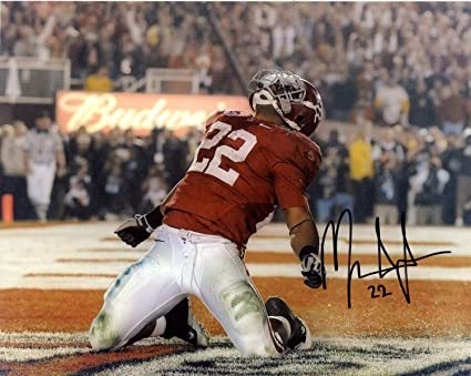 4b06bd1b5 Mark Ingram Alabama Crimson Tide Autographed Signed 8x10 Photo - Certified  Authentic