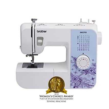 Amazon Brother Sewing Machine XM40 Lightweight Sewing Awesome Sewing Machine Jams After Few Stitches