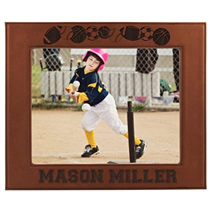 Amazon.com - Sports Picture Frames for Kids - Boy or Girl Photo ...