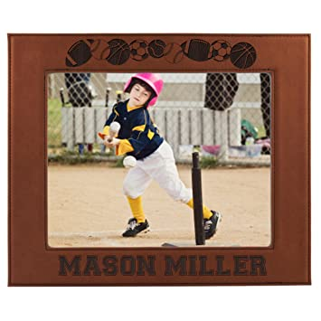 Amazoncom Sports Picture Frames For Kids Boy Or Girl Photo