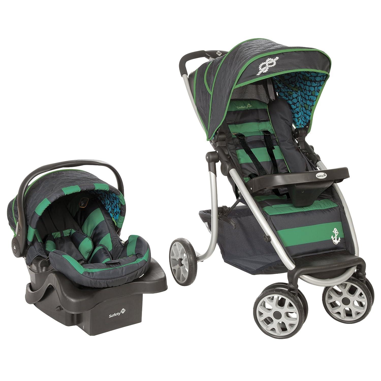 Amazon.com : Safety 1st Sleekride LX Travel System : Infant Car Seat