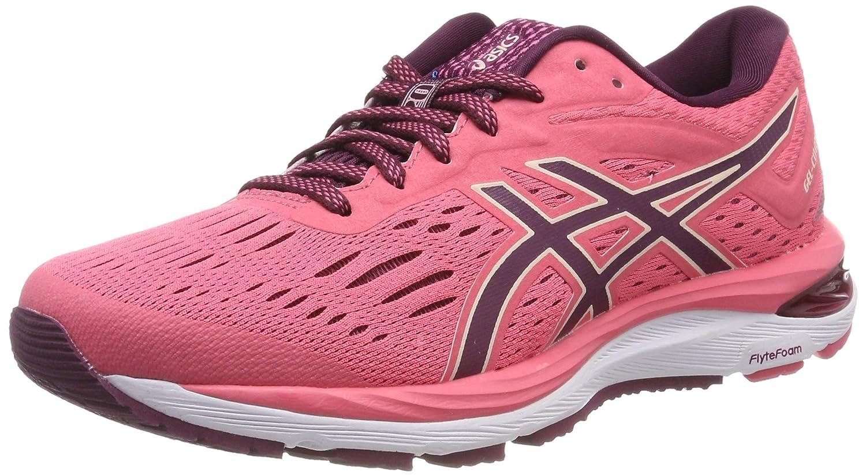 MultiCouleure (rose Cameo Roselle 700) ASICS Gel-Cumulus 20, Chaussures de Running Compétition Femme 42 EU