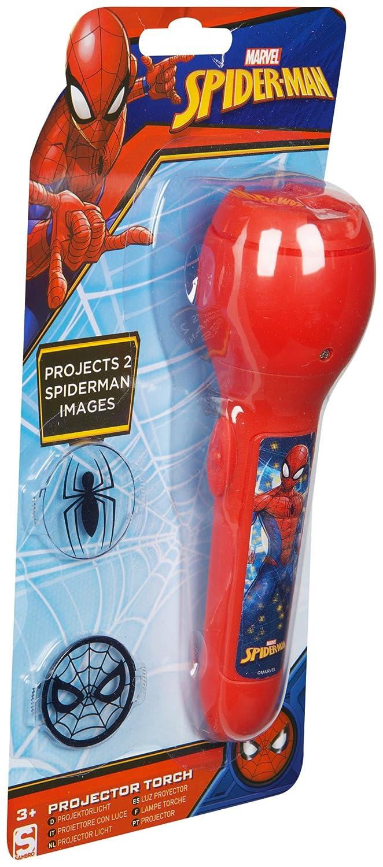 Spiderman - Linterna de proyector: Amazon.es: Iluminación