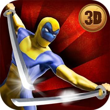 Amazon.com: Crime City Ninja Soldier Creed: Dual Swords ...