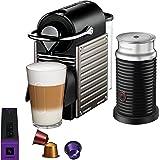 Breville BEC450TTN1AUC1 Pixie Espresso Machine Titan